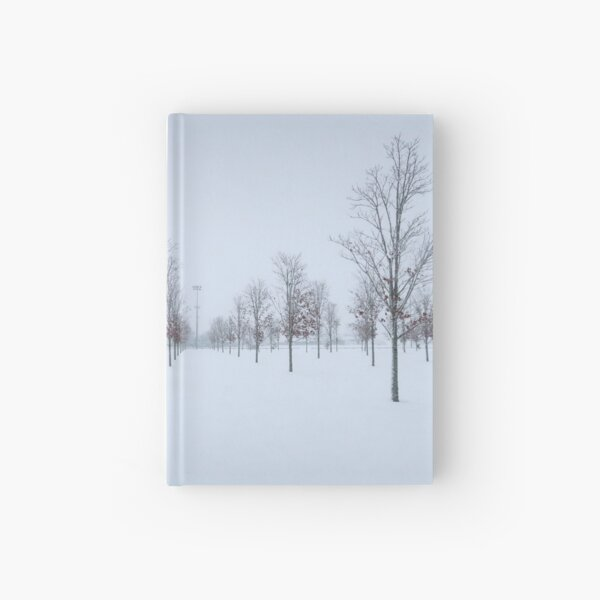Orchards Park Hardcover Journal