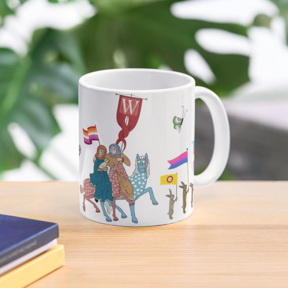 WesterosCraft LGBTQIA+ Pride Parade Mug