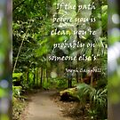 If the path before you....... by LifeisDelicious