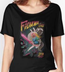 FIONNA AND CAKE Women's Relaxed Fit T-Shirt