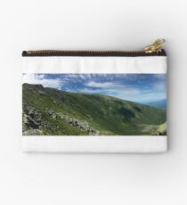 Sloping Mountain Studio Pouch