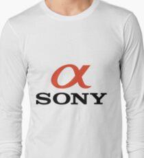 A sony Long Sleeve T-Shirt