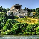 Walhalla Memorial by Tom Gomez