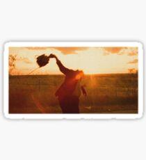Texas Chainsaw Massacre - Swing Sticker