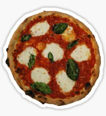 Pizza Margherita  Sticker