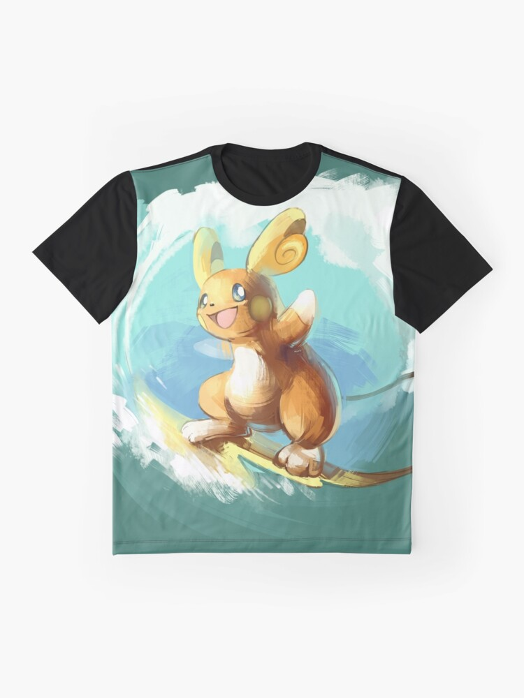 Alternate view of Surfchu Graphic T-Shirt