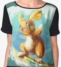 Surfchu Women's Chiffon Top