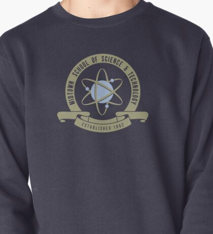 midtown school of science and technology Pullover