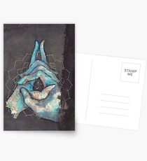 crown chakra mudra  Postcards