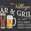 Bar and Grill by Debbie DeWitt