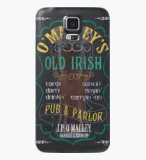 O'Malleys Irish Pub Hülle & Klebefolie für Samsung Galaxy