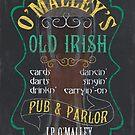 O'Malley's Irish Pub by Debbie DeWitt