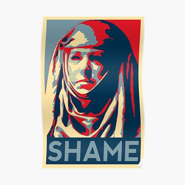 la honte Poster