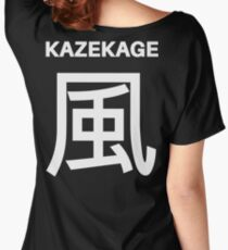 Kage Squad Jersey: Kazekage Women's Relaxed Fit T-Shirt