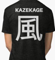 Kage Squad Jersey: Kazekage Tri-blend T-Shirt