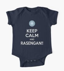 Keep Calm and RASENGAN!! One Piece - Short Sleeve