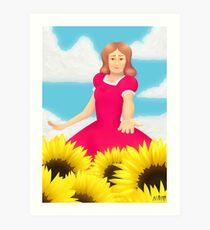 Hinawa Art Print