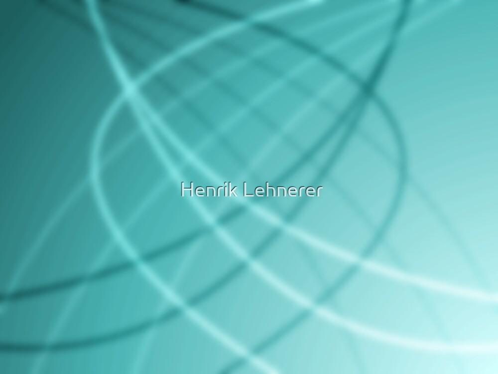 Green Background by Henrik Lehnerer