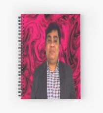 review movie world Spiral Notebook