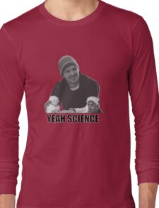 Jesse - Yeah Science Long Sleeve T-Shirt