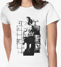 H.M. Womens Fitted T-Shirt