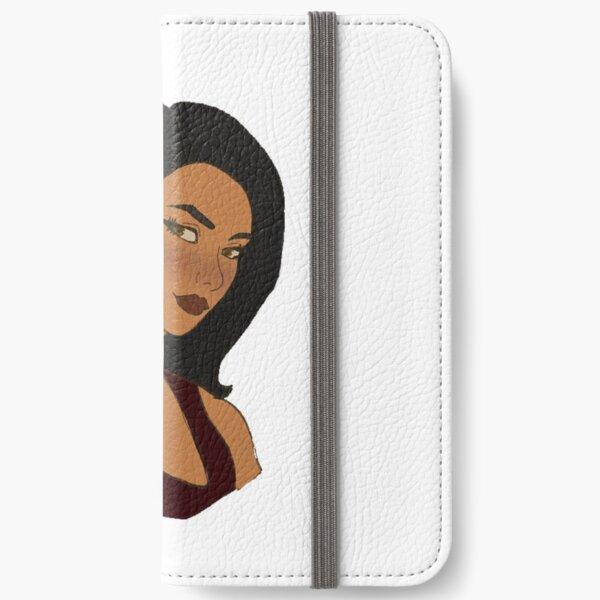 Girl OC iPhone Wallet