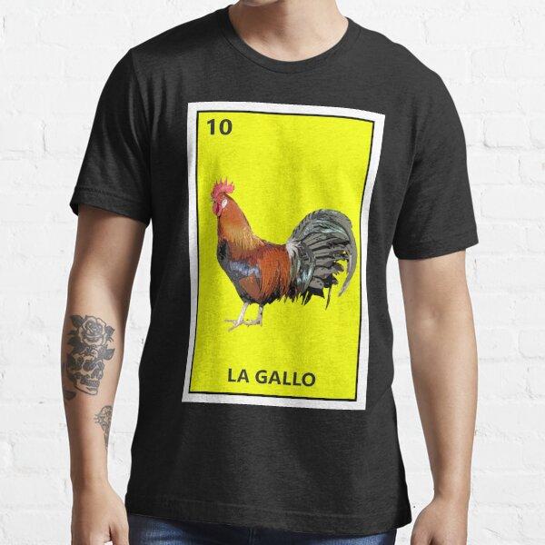 E Gallo Essential T-Shirt