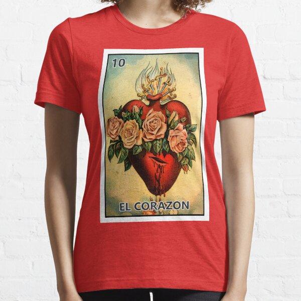 El Corazon Camiseta esencial