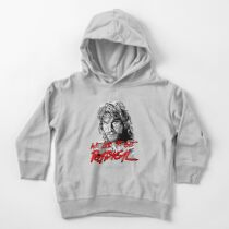 we live to get radical  Toddler Pullover Hoodie
