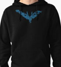 Nightwing Rises Pullover Hoodie