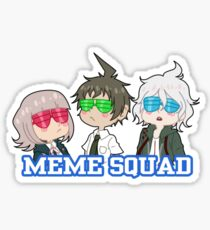 MEME SQUAD Sticker