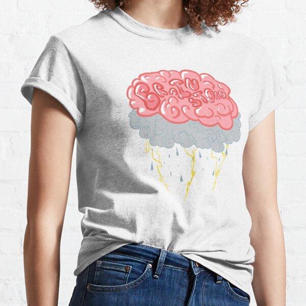 """Brain Storm"" - Drawing Design Classic T-Shirt"