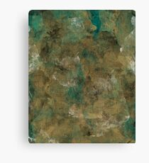 Patina Brass Canvas Print