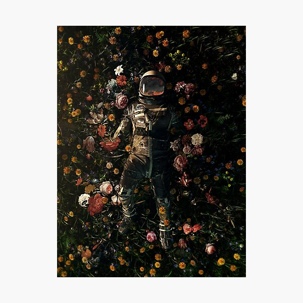 Garden Delights Photographic Print