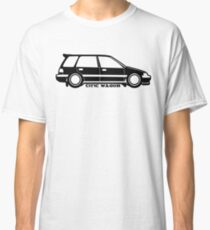 CiVic WAGON  Classic T-Shirt