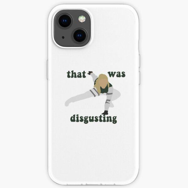 that was disgusting- yelena iPhone Soft Case
