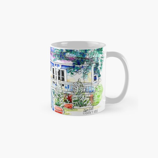 The House on Parrot Tree Place Classic Mug