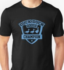 Duck Duck Goose Champion Unisex T-Shirt