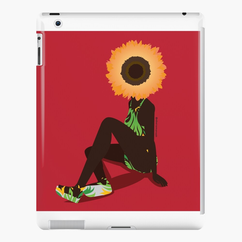 Mother Nature - Young iPad Snap Case