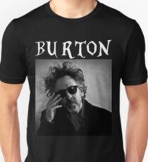Tim Burton - Portrait T-Shirt