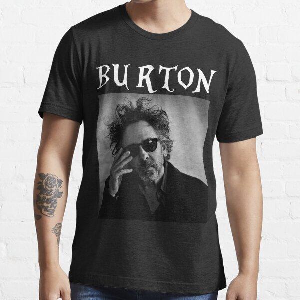 Tim Burton - Retrato Camiseta esencial