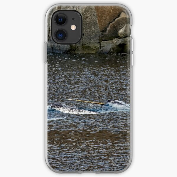 Narvals iPhone Soft Case