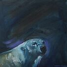 Here's Looking at You, Polar Bear by Christine Montague