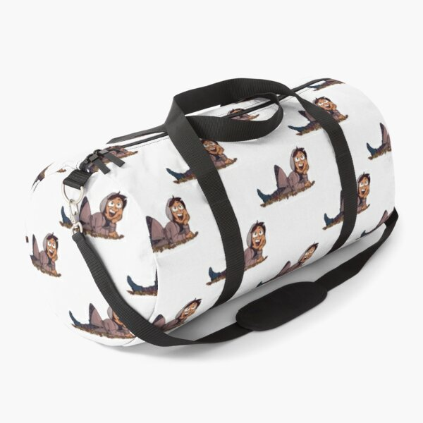 October Luz   The owl hous  Perfect Gift   Owl house gift Duffle Bag