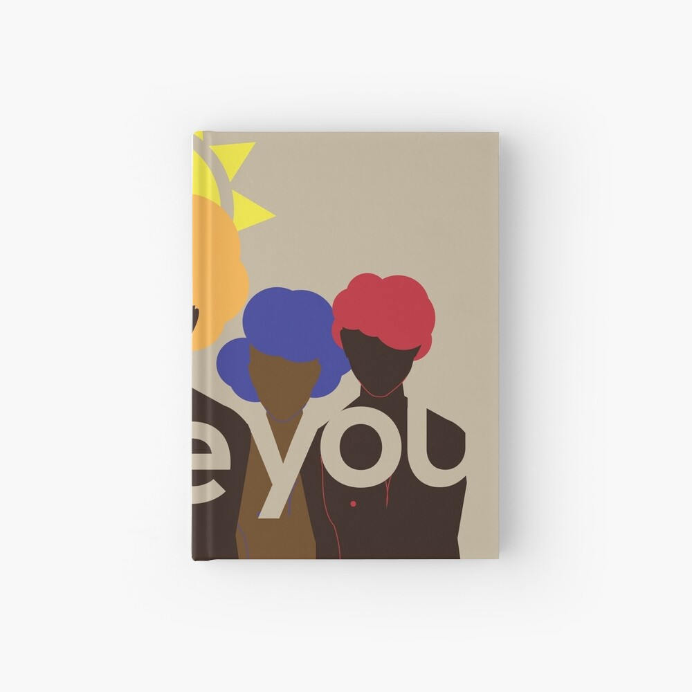 Be You Hardcover Journal