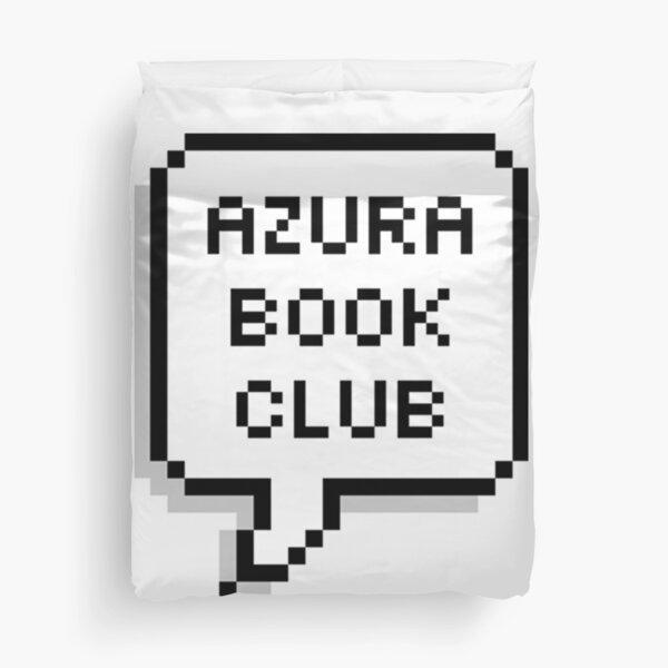 "OWL HOUSE Lumity ""Azura Book Club""| Perfect Gift | Owl house gift Duvet Cover"