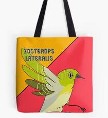 Silvereye Design (V2) Tote Bag