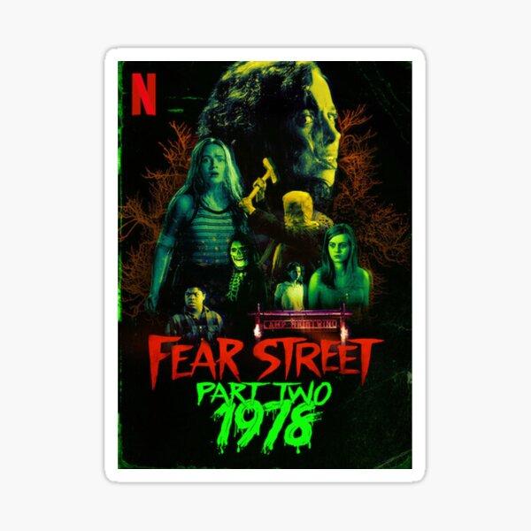 Fear Street Part 2 (1978  Perfect Gift Sticker