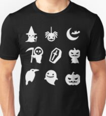 Funny Halloween -  With 9 Item for Halloween Shirt T-Shirt