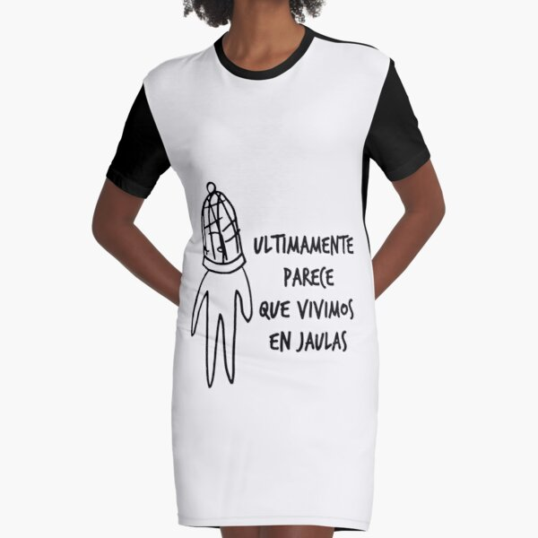 Caught up| Perfect Gift Graphic T-Shirt Dress